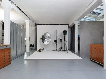 "Studio/Spaces: FOTOSTUDIO ""BACKYARD"" (Stuttgart-Heusteigviertel)"