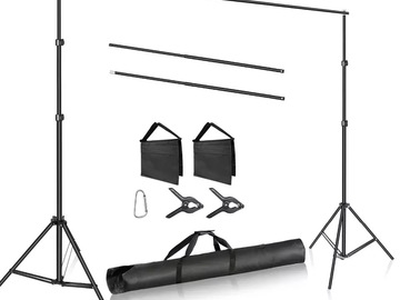 Rentals: Neewer Photography Backdrop stand