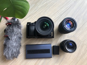 Vermieten: Sony A6400 Filmmaking Kit
