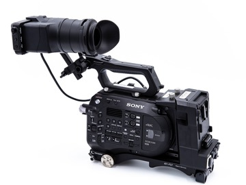 Rentals: Sony FS7 M2 (Body)