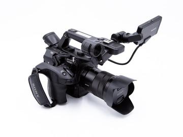 Rentals: Sony FS5 M2 K (drehfertig)
