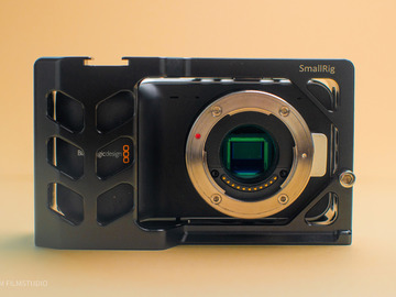 Vermieten: Blackmagic Pocket Cinema Camera