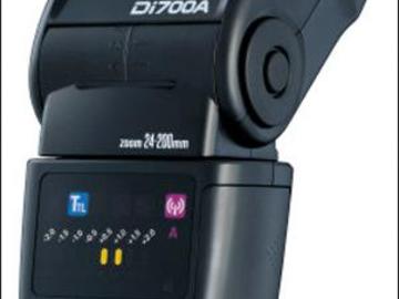 Rentals: Nissin Speedlite Di700A für Sony Kit