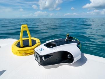 Rentals: Navatics Mito | The Most Stable Underwater Drone