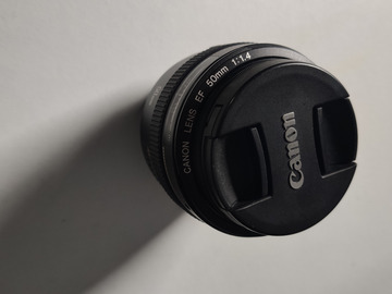 Rentals: Canon EF 50mm 1:1.4