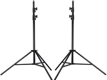 Rentals: Neewer PRO Heavy Duty Light Stand Kit (2 Stands)