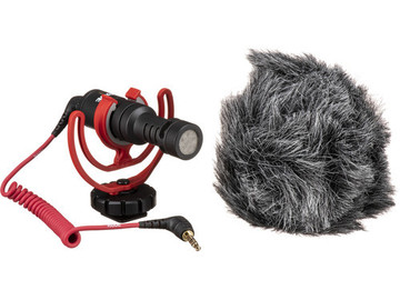 Rentals: Rode VideoMicro - Compact On-Camera Microphone