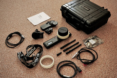 Rentals: PDMOVIE Remote Air 4 - Wireless Follow Focus System, Funkschärfe