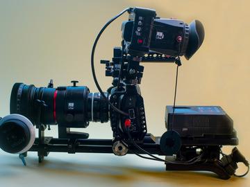 Rentals: Blackmagic Cinema Anamorphic 2.8k Setup