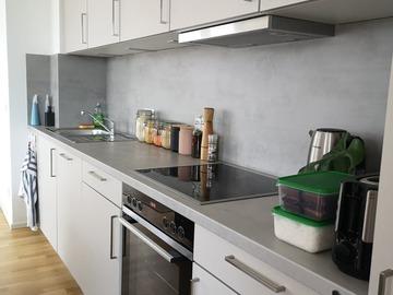 Studio/Spaces: New apartment in Hamburg