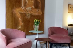 Studio/Spaces: Stylish Apartment in Munich