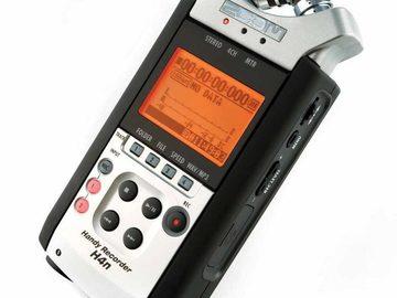 Rentals: Zoom H4n1 pro sound recorder