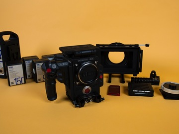 Rentals: RED GEMINI DSMC2 5K - KIT SET
