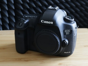 Rentals: Canon 5D Mark III