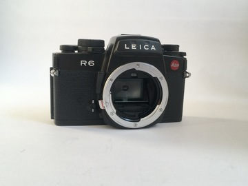 Rentals: Leica R6 SLR mechanical SLR + Leica Macro Elmarit-R 60 mm F/2.8