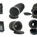 Rentals: Rolleiflex 6008 professional+3 lenses, medium format film camera