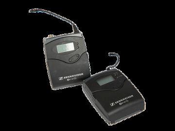 Rentals: Sennheiser EW 100 G3 Funkstrecke