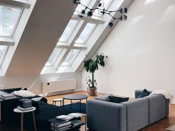 Studio/Spaces: 250sqm Penthouse for Photoshoots and Videoshoots