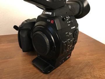 Rentals: Canon EOS C300