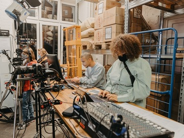 Production Packages: Multi-Camera Livestream