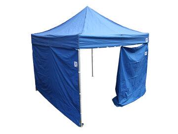 Rentals: E-Z UP 3x3 - blau