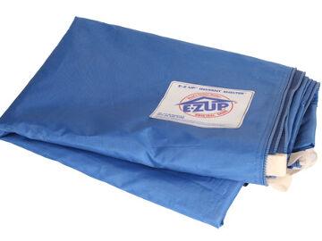 Rentals: E-Z UP Seitenwände 5 Stück - blau