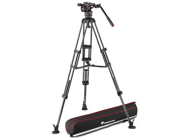 Rentals: Manfrotto Nitrotech N8 Carbon Tripod