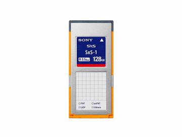 Rentals: Sony SXS-1 128GB