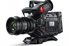 Rentals: Blackmagic URSA Mini Pro 4.6K G2 EF