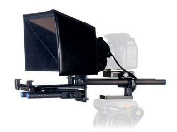 Rentals: DataVideo TP500 Teleprompter mit iPad