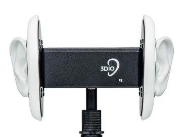 Rentals: 3DIO FS XLR ASMR / Binaurales 3D Mikrofon