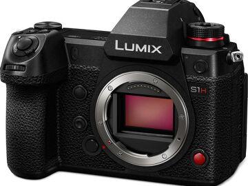Rentals: Panasonic Lumix DC-S1H