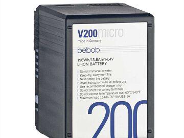 Rentals: Bebob V200 Micro V-Mount