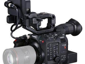 Rentals: Canon C500 MK II EF