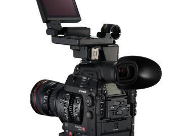 Rentals: Canon C300 MK II EF