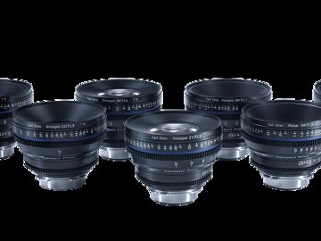 Rentals: Zeiss CP.2 EF/PL SS 50mm T1.5
