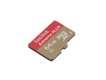 Rentals: SanDisk MicroSDXC  64GB