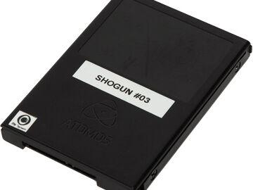 Rentals: Atomos Shogun 240GB SSD