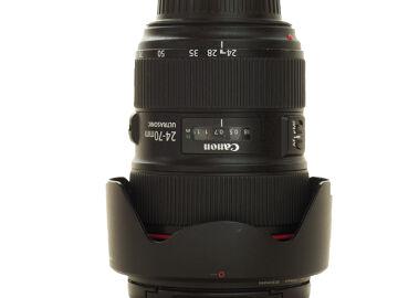 Rentals: Canon EF 24-70mm f/2.8 L II