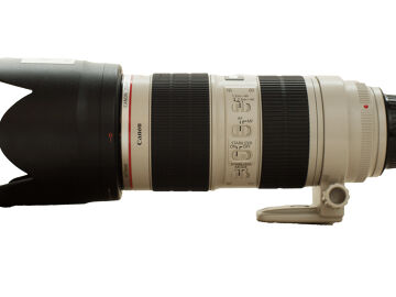 Rentals: Canon EF 70-200mm f/2.8 L II IS