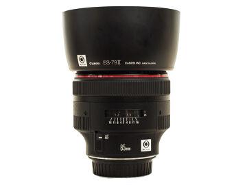 Rentals: Canon EF 85mm f/1.2 L II