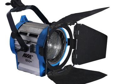 Rentals: ARRI Junior Plus 650W Kunstlicht Stufe