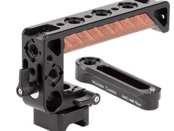 Rentals: Wooden Camera NATO Top Handle