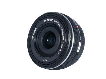Rentals: Olympus MFT 14-42mm f/3.5-5.6 EZ