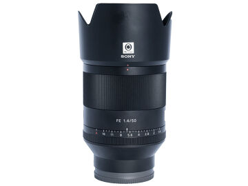 Rentals: Sony / Zeiss E 50mm f/1.4 FE ZA Planar T*