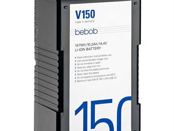 Rentals: Bebob V150 V-Mount