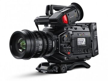 Rentals: Blackmagic URSA Mini Pro 4.6K EF