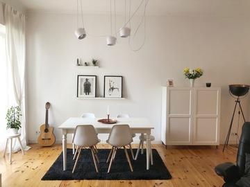Studio/Spaces: Apartment