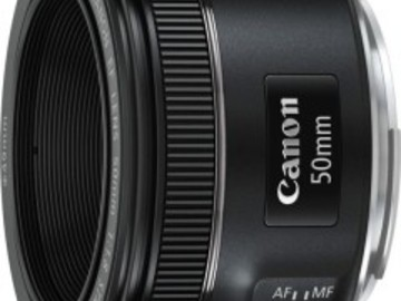 Rentals: Canon 50mm f/1.8 STM