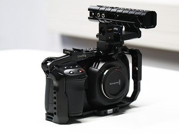 Rentals: Blackmagic Pocket Cinema Camera 4K